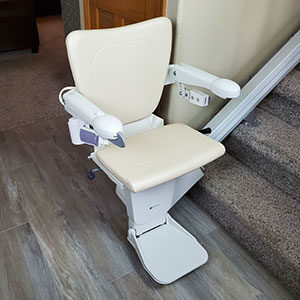 Handicare 1100 stair lift