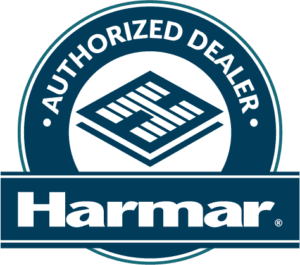 Harmar authorized dealer logo