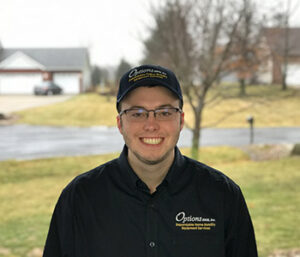 Mitch Campbell Options HME installation service manager