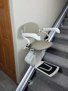 O'Fallon stair lift installation
