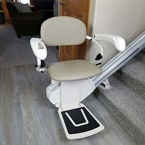 Rental stair lift