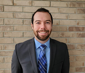 Shane Campbell Options HME business development manager