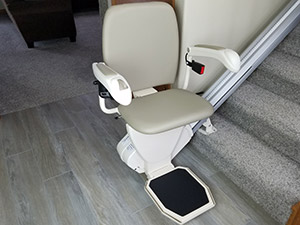 St. Louis stair lift installation