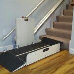 Harmar Sierra Inclined wheelchair lift platform
