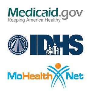 Medicaid logos