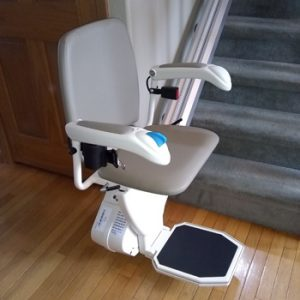 used-stair-lift-installed-by-options-hme-in-highland-illinois